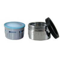 Mousseur aérateur 7 litres - M24x100 - Eco 53% - Bague Mâle