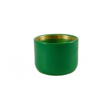 Bagues robinet - Vert - F22 / M24x100 - S.I.S