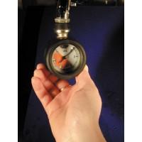 Utilisation du manomètre robinet mobile Anti-choc 0 à 10 bars