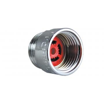 Régulateur débit douche 12 litres - 15x21 - Vissable - FM
