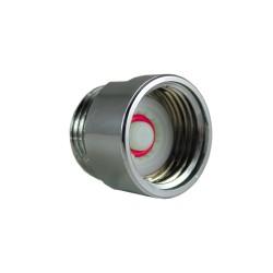 Régulateur débit douche 12 litres ABS - 15x21 - Vissable - FM