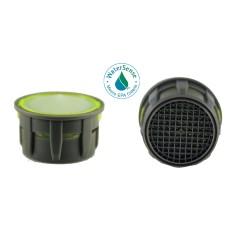 Mousseur aérateur WATERSENSE 1.5 gpm - Eco 60% - 22/24x100 - Recharge