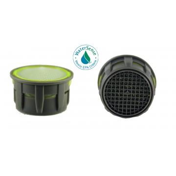 Mousseur aérateur WATERSENSE 1.57 gpm - Eco 60% - 22/24x100 - Recharge
