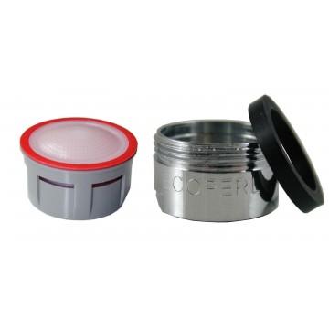 Mousseur aéré 4,5 litres - M24x100 - Eco 70% - Bague Mâle