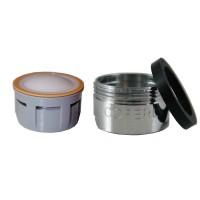 Mousseur aérateur 5 litres - M24x100 - Eco 67% - Bague Mâle