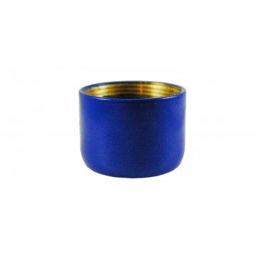 Bague robinet - Bleu - F22x100 - S.I.S
