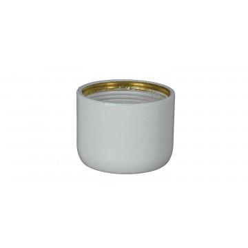 Bague robinet Blanc - F22x100 Femelle