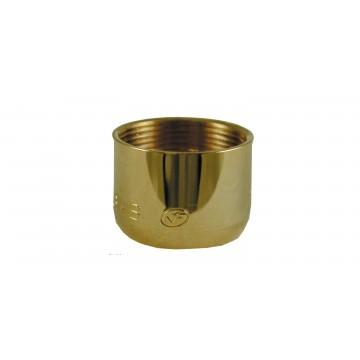 Bague robinet Or - F22 x100 Femelle