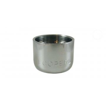 Bague robinet Chrome - F22x100 Femelle