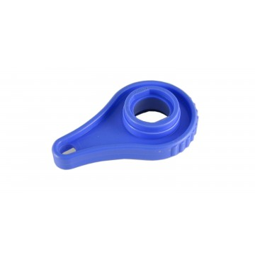 Clef de maintenance robinet M24 / F22 / M28 - Ergonomique - Bleu