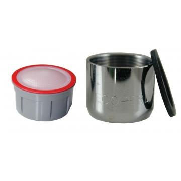 Mousseur sans air 4,5 lit - F22x100 - Eco 70% - Bague Femelle - Anticalcaire