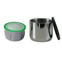 Mousseur sans air 6 litres - F22x100 - Eco 60% - Bague Femelle - Anticalcaire