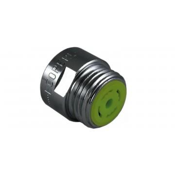 Régulateur débit 6 litres INVERSE - 15x21 - Vissable - MF
