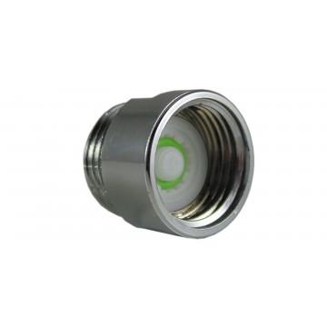 Régulateur débit douche 6 litres ABS - 15x21 - Vissable - FM