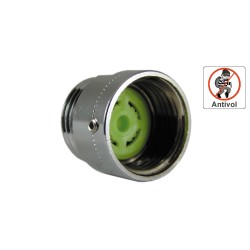 Régulateur débit 6 litres ANTIVOL - 15x21 - Vissable - FM