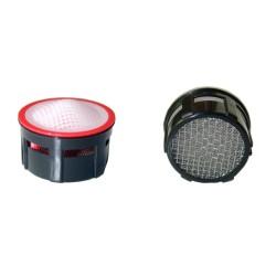 Mousseur aérateur 4,5 litres F22/M24 - Eco 70% - Recharge - Gille inox