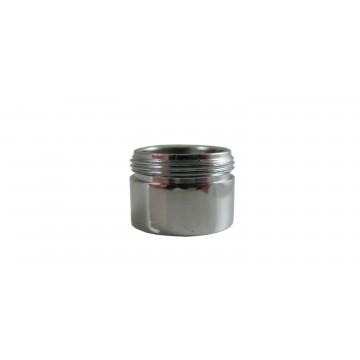 Bague robinet Chrome - M18x100 Mâle
