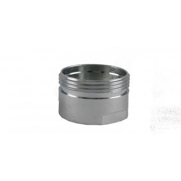 Bague robinet Chrome - M22x100 Mâle