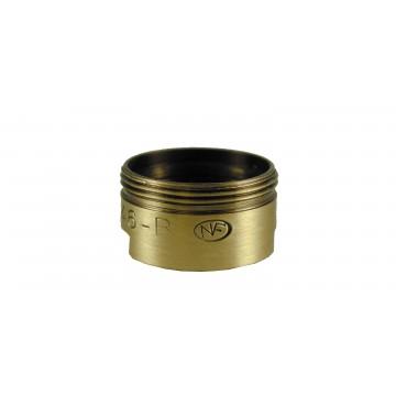 Bague robinet Bronze - M24x100 Mâle