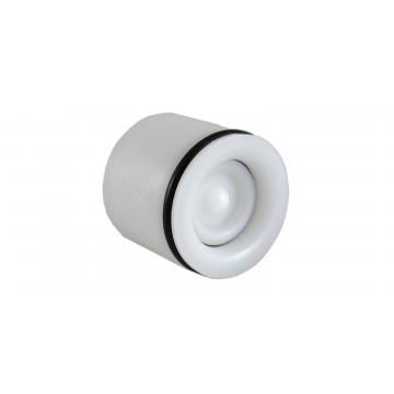 Clapet Antiretour Ø 25 mm - intégrable Lisse - POM