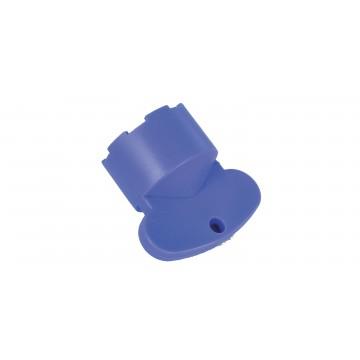 Clef de maintenance M24x100 aérateur invisible - Bleu