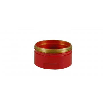 Bague robinet - Rouge - M24x100 - S.I.S