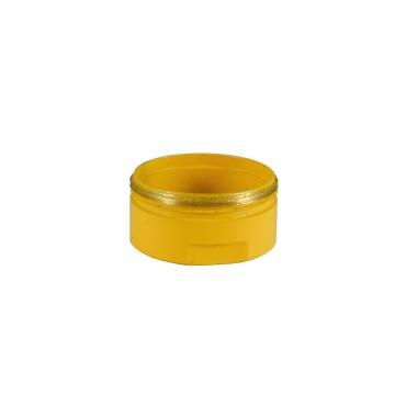 Bague robinet - Jaune - M24x100 - S.I.S