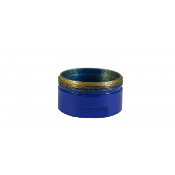 Bague robinet - Bleu - M24x100 - S.I.S