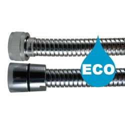 "Flexible Eco métal 2.00 m - Double Agrafage "" STEELEX "" - Ecrous Laiton"