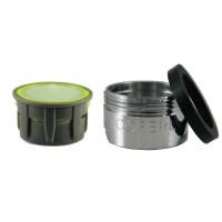 Mousseur aérateur WATERSENSE 1.57 gpm - M24x100 - Eco 60% - Bague Mâle