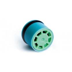 Clapet antiretour régulé - Intégrable - 7,5 litres/min. - Ø 14.7 mm