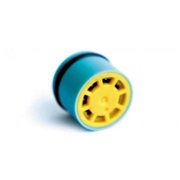 Clapet antiretour régulé - Intégrable - 6,5 litres/min. - Ø 14.7 mm