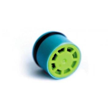 Clapet antiretour régulé - Intégrable - 5,5 litres/min. - Ø 14.7 mm