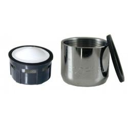 Mousseur aérateur F22x100 - Femelle - Grille inox - NF EN 246