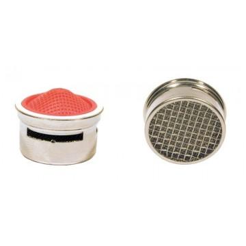 Limitateur de débit métallique 4,5 litres F22/M24 - Eco 70% - Recharge