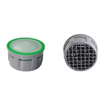 Mousseur aérateur 6 litres F22/M24 - Eco 60% - Recharge - Anticalcaire