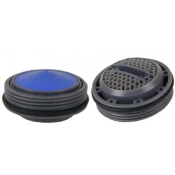 """Mousseur Invisible '' COIN """" Eco M24x100 - Standard - Filetage intégré - Aéré - Anticalcaire"""