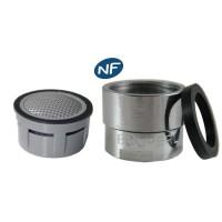 Aérateur Anticalcaire Universel - Anticalcaire - M24x100 + F22 - NF EN 246