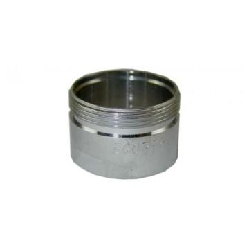 Bague robinet Chrome - M28x100 Mâle
