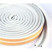 Joint d'isolation en P pour Fenêtres et Portes - Blanc - 2 à 4mm - 6m (2 x 3m)  - 2 à 4mm - 6m (2 x 3m)