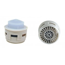 Mousseur robinet haute pression 8 litres F22/M24 - Eco 47% - Recharge - Anticalcaire