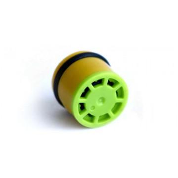 Clapet antiretour régulé - Intégrable - 5,5 litres/min. - Ø 13.8 mm