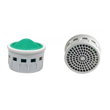 Mousseur robinet aéré Ultraform - 6,5 litres/min. - 22/24x100 Recharge - Eco 57%