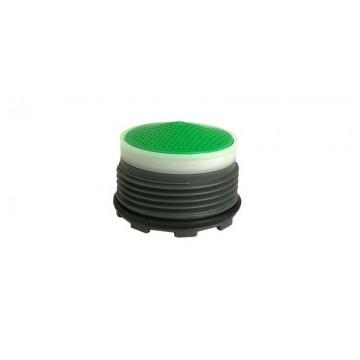 Mousseur INVISIBLE 8 litres M18,5x100 - Filetage intégré - Anticalcaire