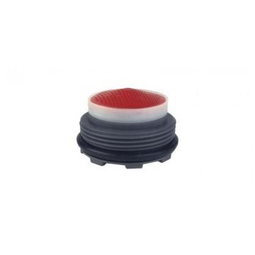 Mousseur INVISIBLE 6 litres M21.5x100 - Filetage intégré - Anticalcaire