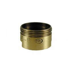 Bague robinet - Baignoire - Bronze - M28x100 Mâle