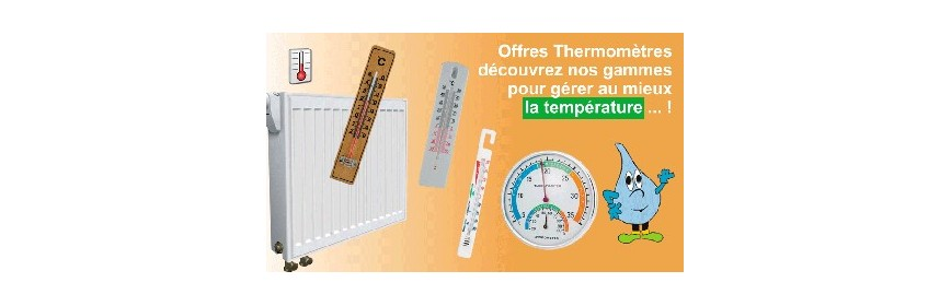 Mesure - Thermomètre